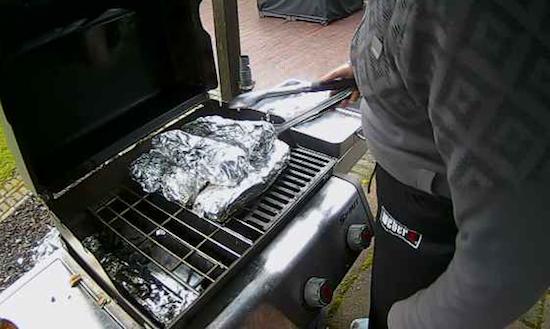 Spareribs Grillen Gasgrill Alufolie : Spare ribs u auf dem gasgrill bbq rezept onkeloki